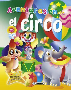 AVENTURAS CON EL SONIDO EL CIRCO