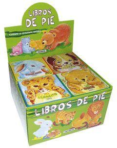 LIBROS DE PIE