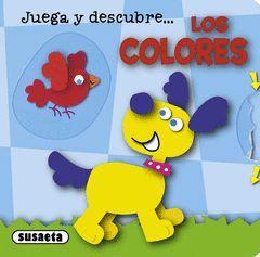 JUEGA Y DESCUBRE COLORES,LOS-INF.SUSAETA