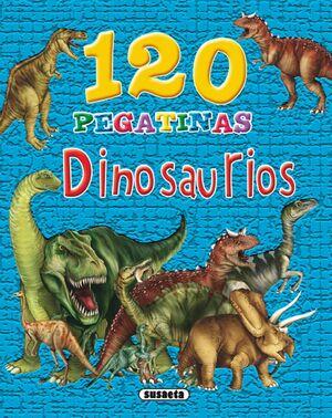 120 PEGATINAS DINOSAURIOS