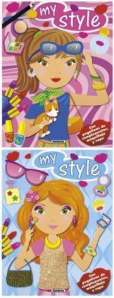 MY STYLE (2 TÍTULOS)