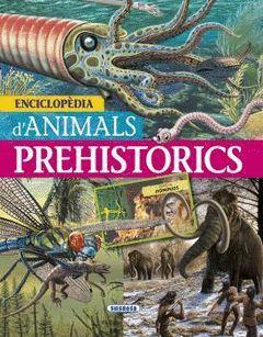 ENCICLOPÈDIA D'ANIMALS PREHISTORICS