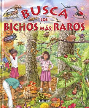 BUSCA LOS BICHOS MÁS RAROS