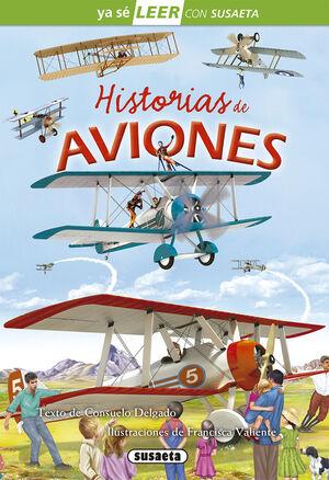 HISTORIAS DE AVIONES