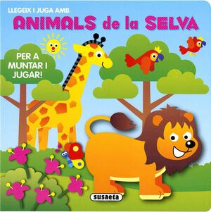 ANIMALS DE LA SELVA           S5035004