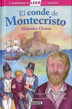 LA AVENTURA DE LEER - EL CONDE DE MONTECRISTO