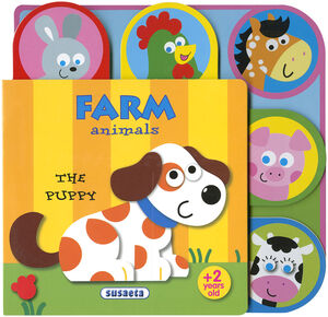 FARM ANIMALS (INGLES)