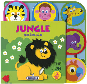 JUNGLE ANIMALS (INGLES)