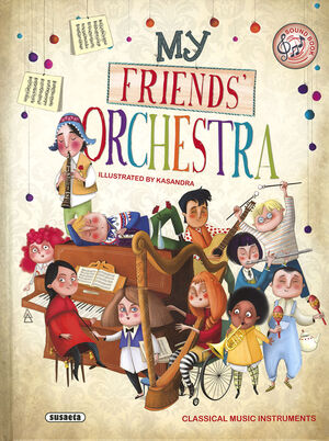 MY FRIENDS ORCHESTRA