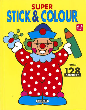 SUPER STICK & COLOUR - 1      S0536001