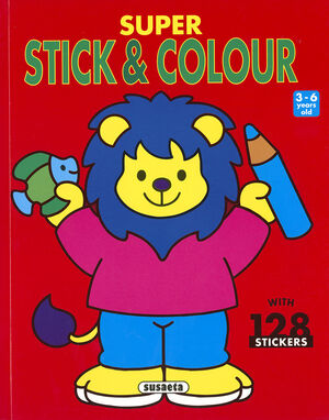 SUPER STICK & COLOUR - 2      S0536002