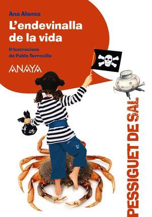 ENDEVINALLA DE LA VIDA. ANAYA-RUS-INF