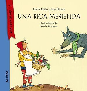 RICA MERIENDA,UNA.ANAYA