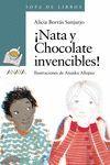 ¡NATA Y CHOCOLATE INVENCIBLES!.SOPA DE LIBROS-168.ANAYA-RUST