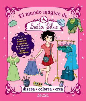 MUNDO MÁGICO DE LEILA BLUE, EL.ANAYA-INF-DURA
