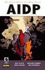 AIDP 16: SER HUMANO.NORMA-COMICS