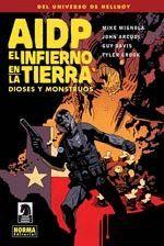 AIDP 17: EL INFIERNO EN LA TIERRA 2. DIOSES Y MONSTRUOS