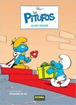 LOS PITUFOS-003.EL REY PITUFO.NORMA