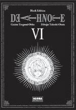 DEATH NOTE BLACK EDITION-06.NORMA.COMIC