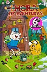 HORA DE AVENTURAS-001.NORMA.COMICS-4ED-