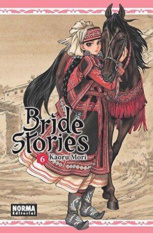 BRIDE STORIES Nº 6
