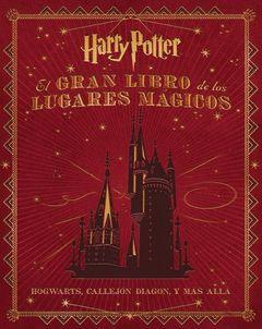 GRAN LIBRO DE LOS LUGARES MÁGICOS DE HARRY POTTER,EL.NORMA
