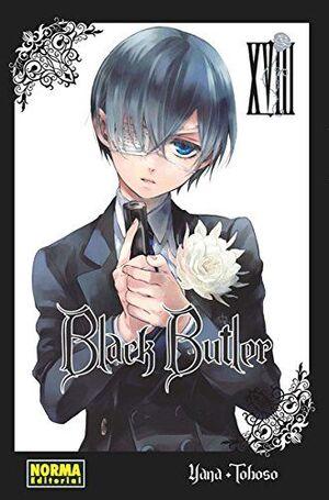 BLACK BUTLER 18