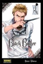 BLACK BUTLER 21