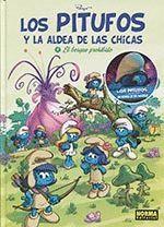 LOS PITUFOS-001. LOS PITUFOS Y LA ALDEA DE LAS CHICAS. EL BOSQUE PROHIBIDO.NORMA