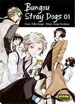 BONGOU STRAY DOGS 01