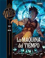 H.G WELLS-001.LA MAQUINA DEL TIEMPO.NORMA-COMIC