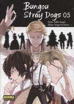 BUNGOU STRAY DOGS 05