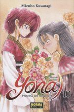 YONA 10, PRINCESA DEL AMANECER