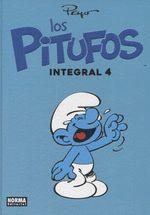LOS PITUFOS.EDICION INTEGRAL-004.NORMA
