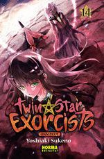 TWIN STAR EXORCIST: OMYOUJI 14