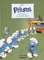 LOS PITUFOS-036.LOS PITUFOS Y LAS JUDIAS MALVA.NORMA