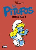 LOS PITUFOS.EDICION INTEGRAL-005.NORMA