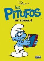 LOS PITUFOS. INTEGRAL 06
