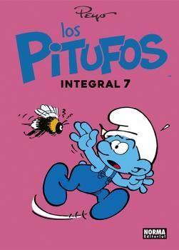 LOS PITUFOS. INTEGRAL 07