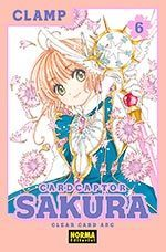 CARDCAPTOR SAKURA CLEAR CARD ARC 06