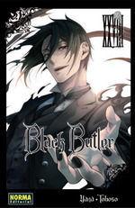 BLACK BUTLER 28