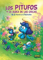 LOS PITUFOS Y LA ALDEA DE LAS CHICAS 2. LA TRAICIO DE PITUFIRRETOÑO