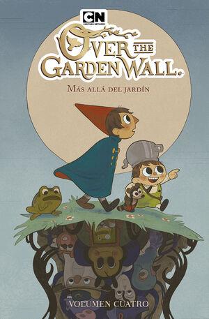 OVER THE GARDEN WALL - MAS ALLA DEL JARDÍN 04