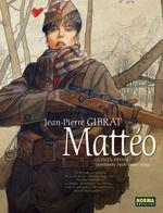 MATTEO. QUINTA EPOCA (1936-1939)