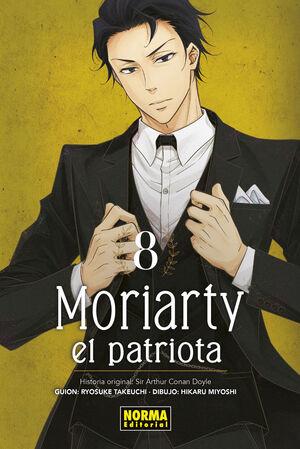 MORIARTY EL PATRIOTA 08
