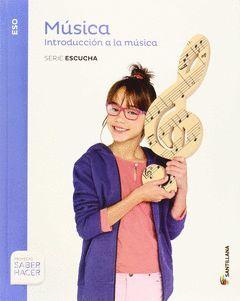 1ESO MUSICA + CD CAST ED15