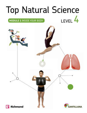TOP NAT SCIENCE 4 INSIDE YOUR BODY ED14