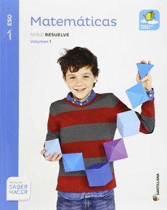 1ESO MATEMATICAS MOCHILA LIGERA ED15