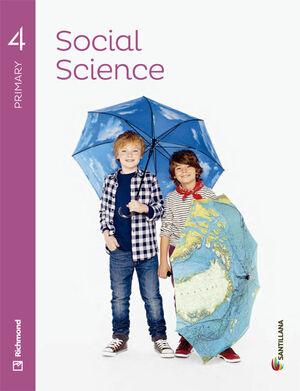 4PRI STUDENT'S BOOK SOCIAL SCIEN+CD ED15