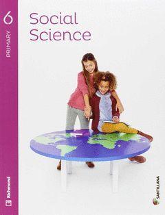 6PRI STUDENT'S BOOK SOCIAL SCIEN+CD ED15